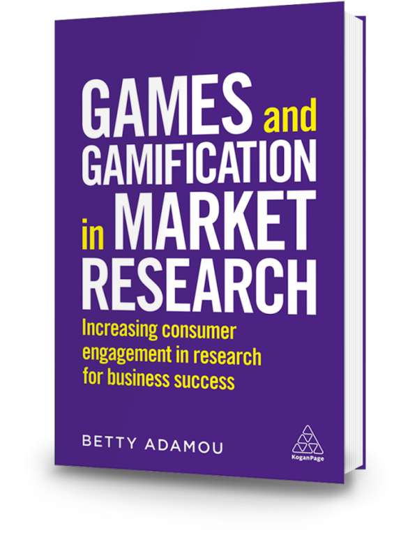 Image of book Games and Gamification in Market Research