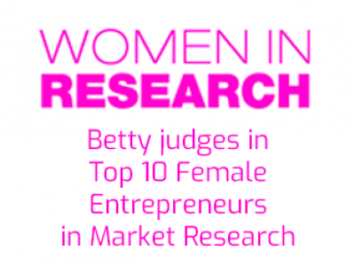Betty Adamou Women in Research WIRE