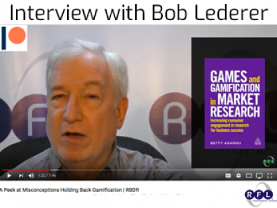 Bob Lederer interviews Betty Adamou